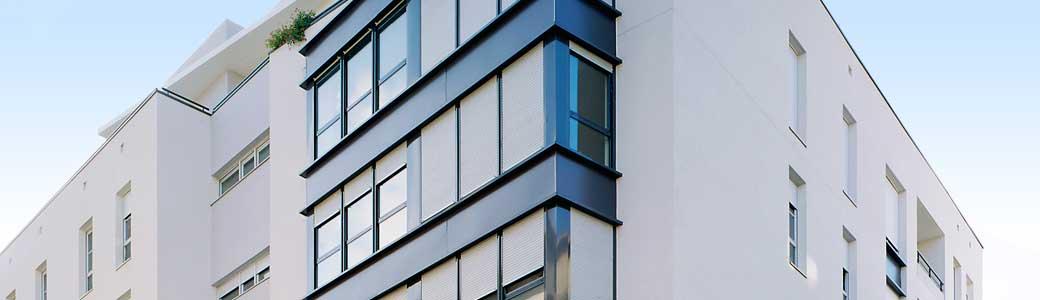 Exterior achitecture