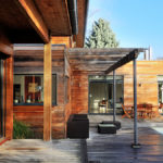 The wooden house (photos)